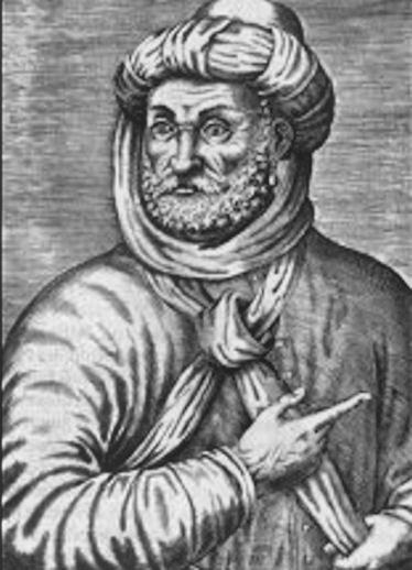 Il Sultano del Marocco Ahmad al-Mansur, 17° secolo